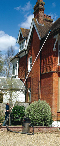 gutter cleaning crowborough