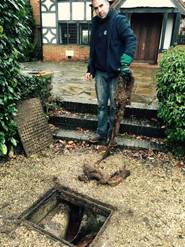 drain repair crowborough