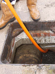 drain cleaning oxted